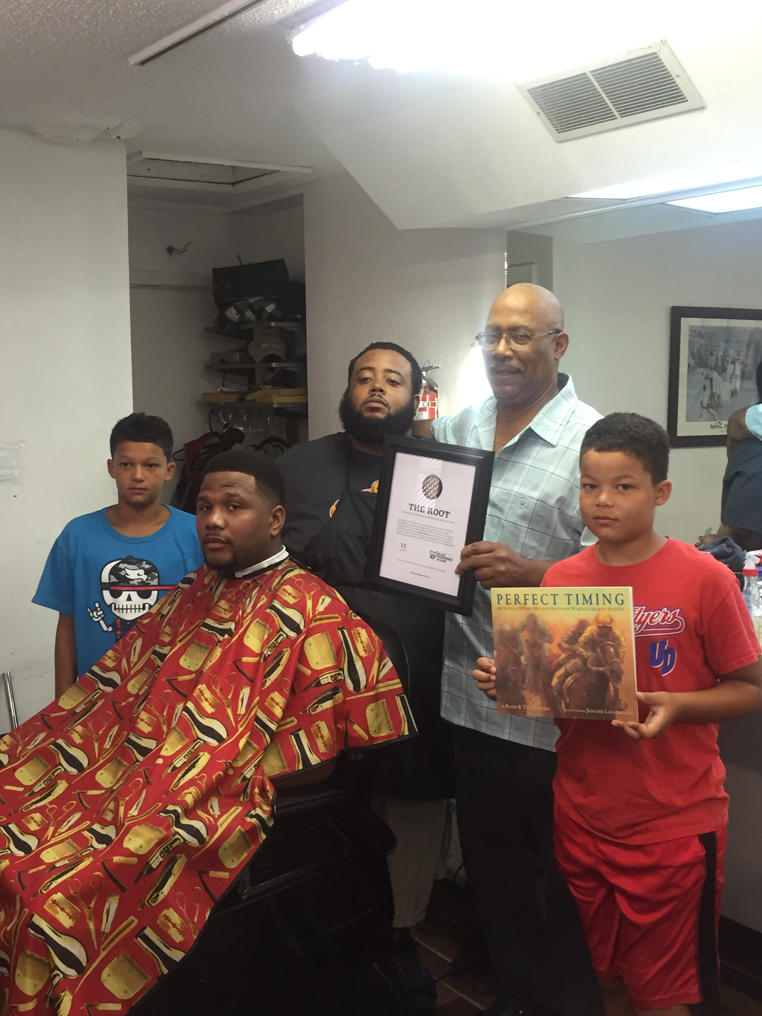#11    City Stars Unlimited  (boys and young men's reading space)   1649 N. Gettysburg Ave, Dayton, OH 45417    July 2016