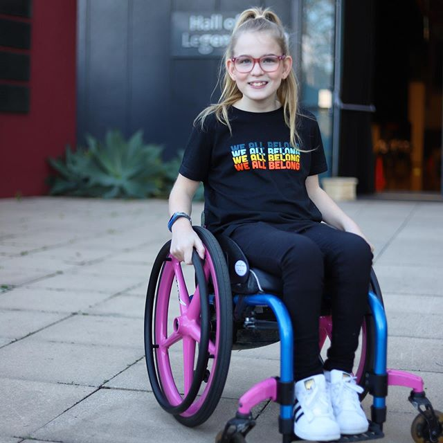 Thanks so much for joining me for the 2019 GIO Wheelchair Rugby Nationals. I had so much fun taking over Wheelchair Rugby Australia's Instagram. Can't wait to see you again in 2020! #wheelchairrugby #disabilitysportsaustralia