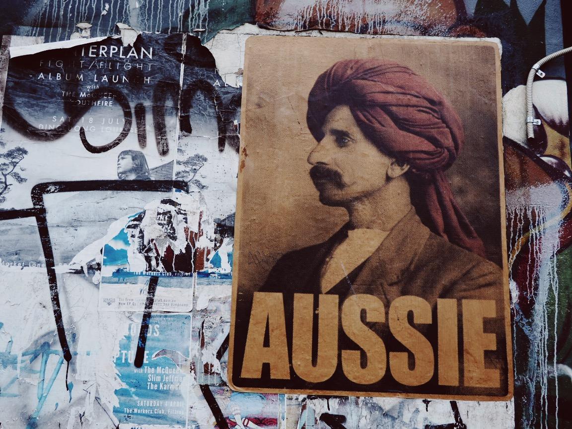 Terrene - Melbourne, Fitzroy. Street Art / Graffiti / Public Art. photograph by Ana Petre