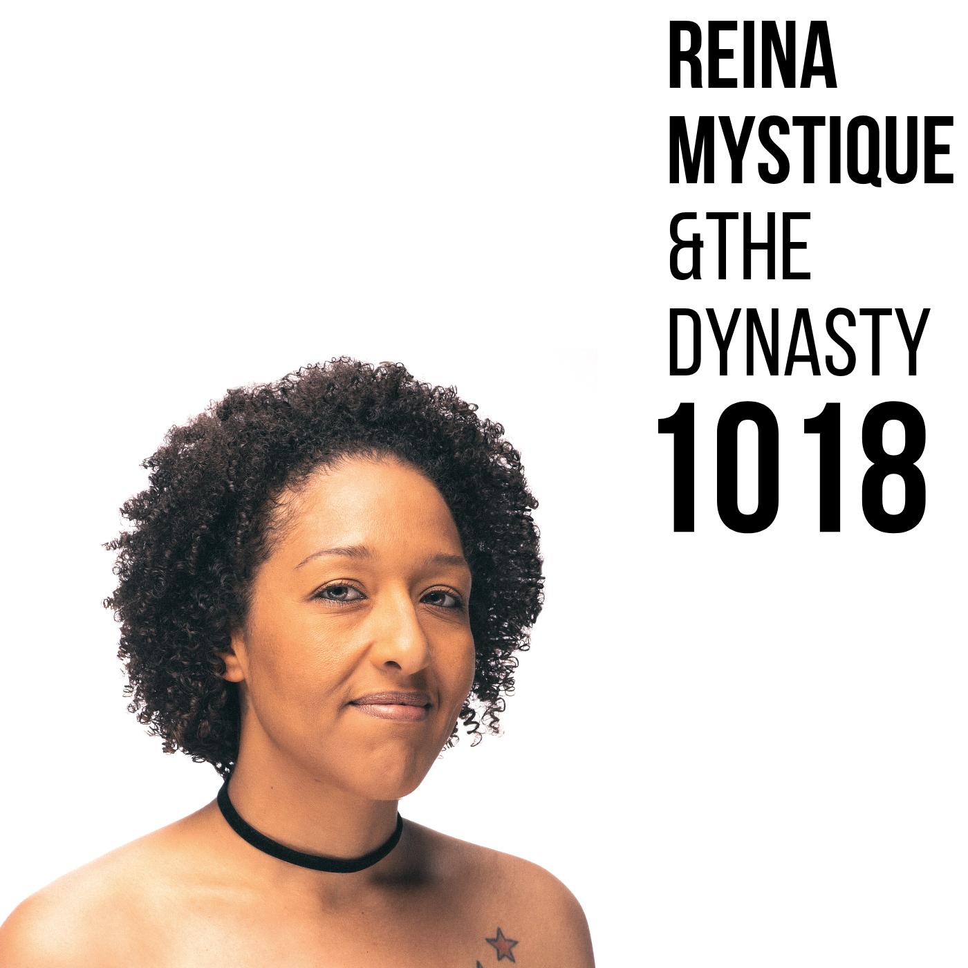 1018 Album Cover