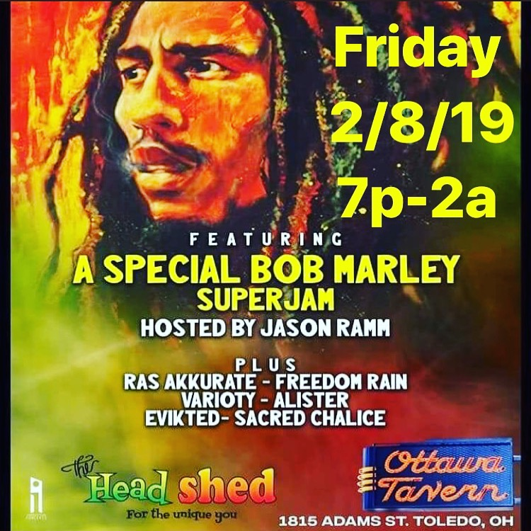 Bob Marley Birthday Superjam