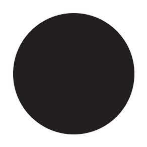 JUNKIE-824 Strong Black-Out Matte Matching pencil Onyx