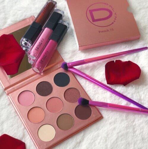 EyeShadow Palettes - Matte | Satin | Metallic | Glitter