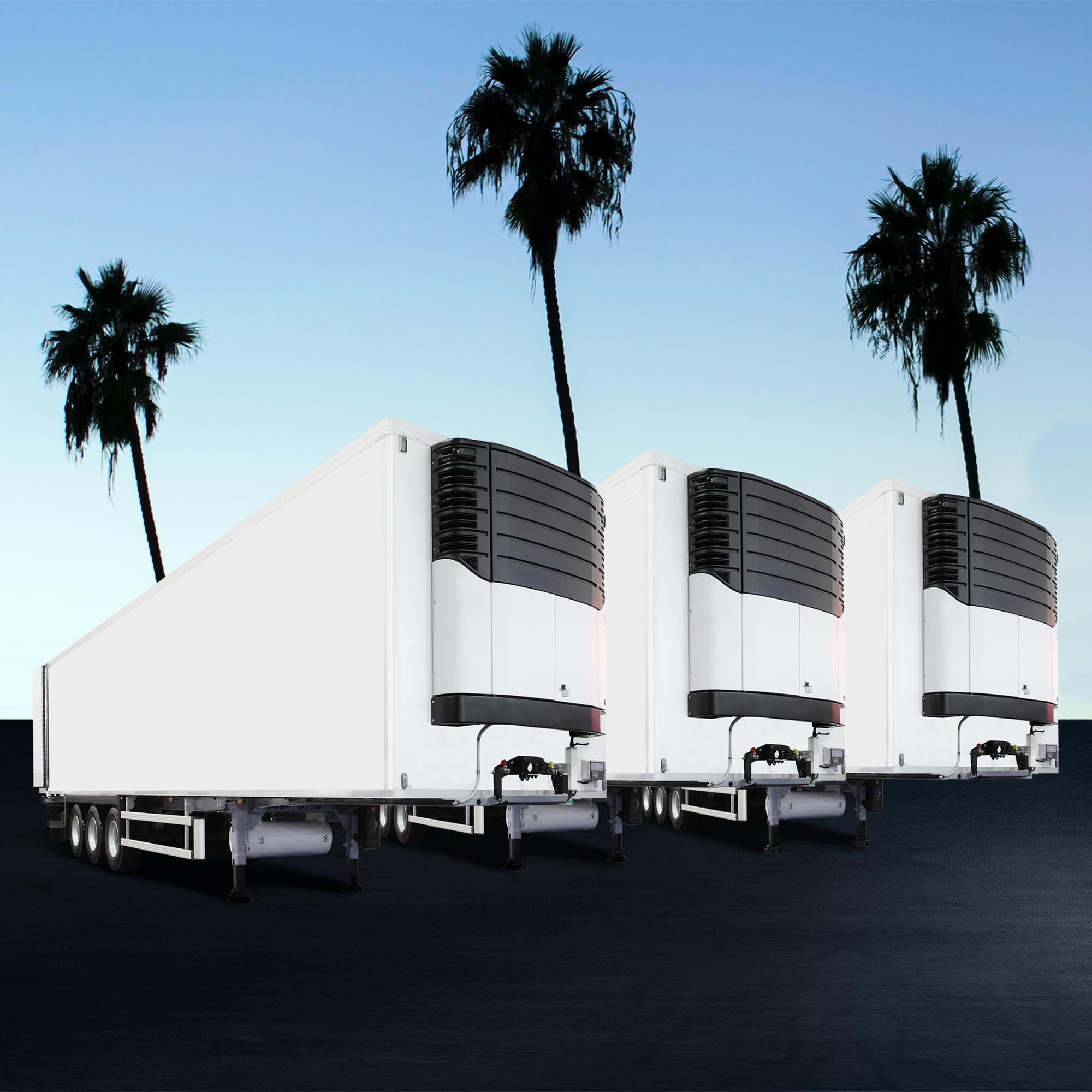 Diesel Refrigeration Units - Installation, Service & Repairs