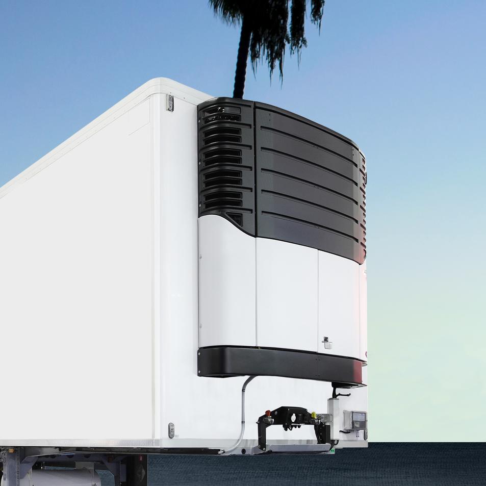 Rigid Truck Diesel Units - Chiller Freezer Installations