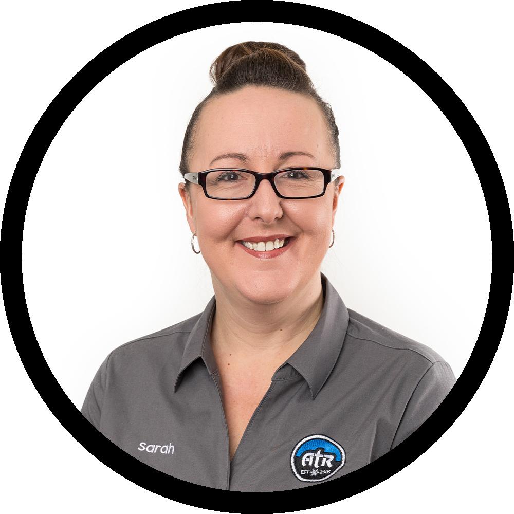 Sarah Wakelin  -  Business Manager