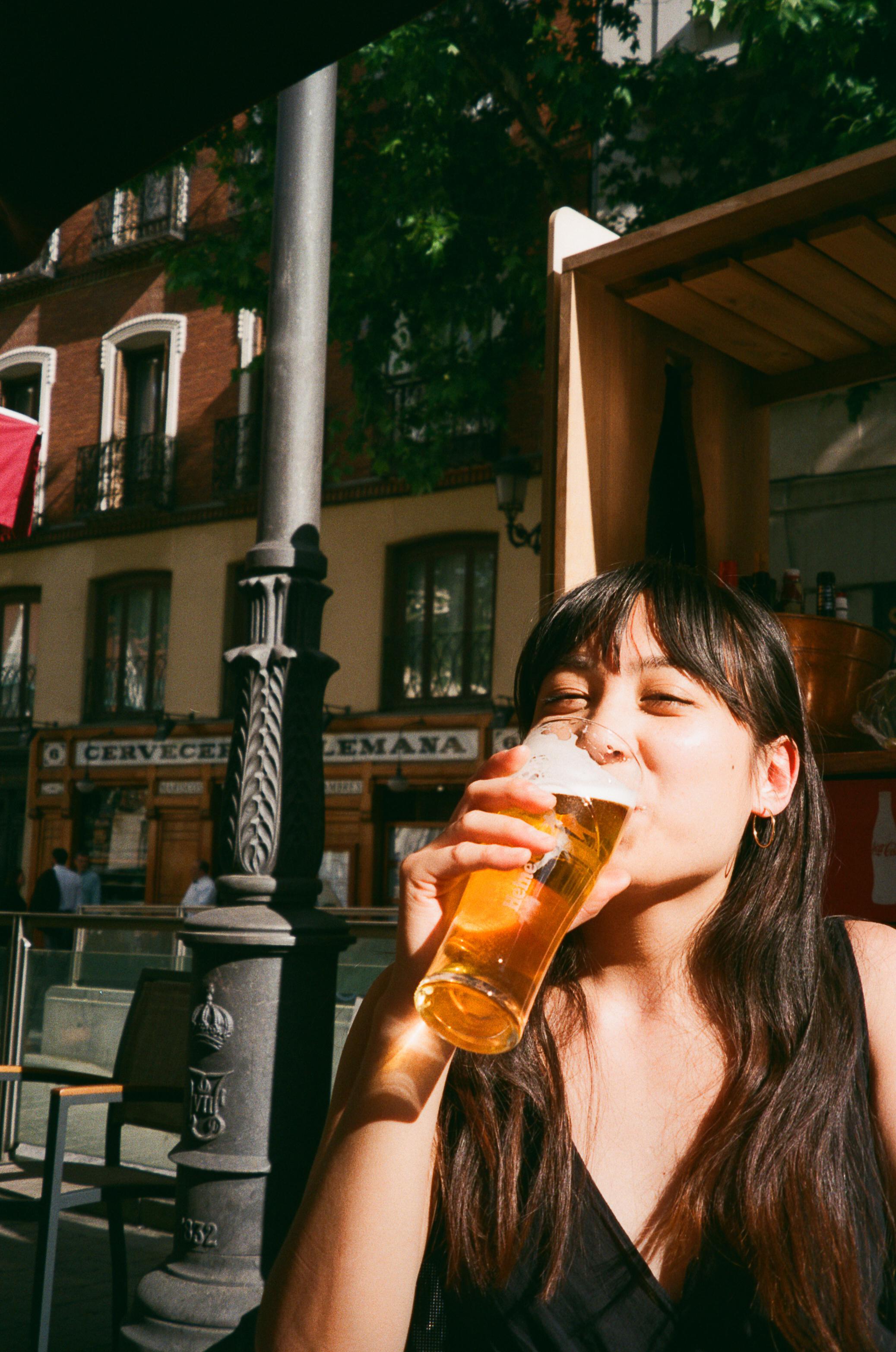 Cerveceria Alemana, Madrid, 2019