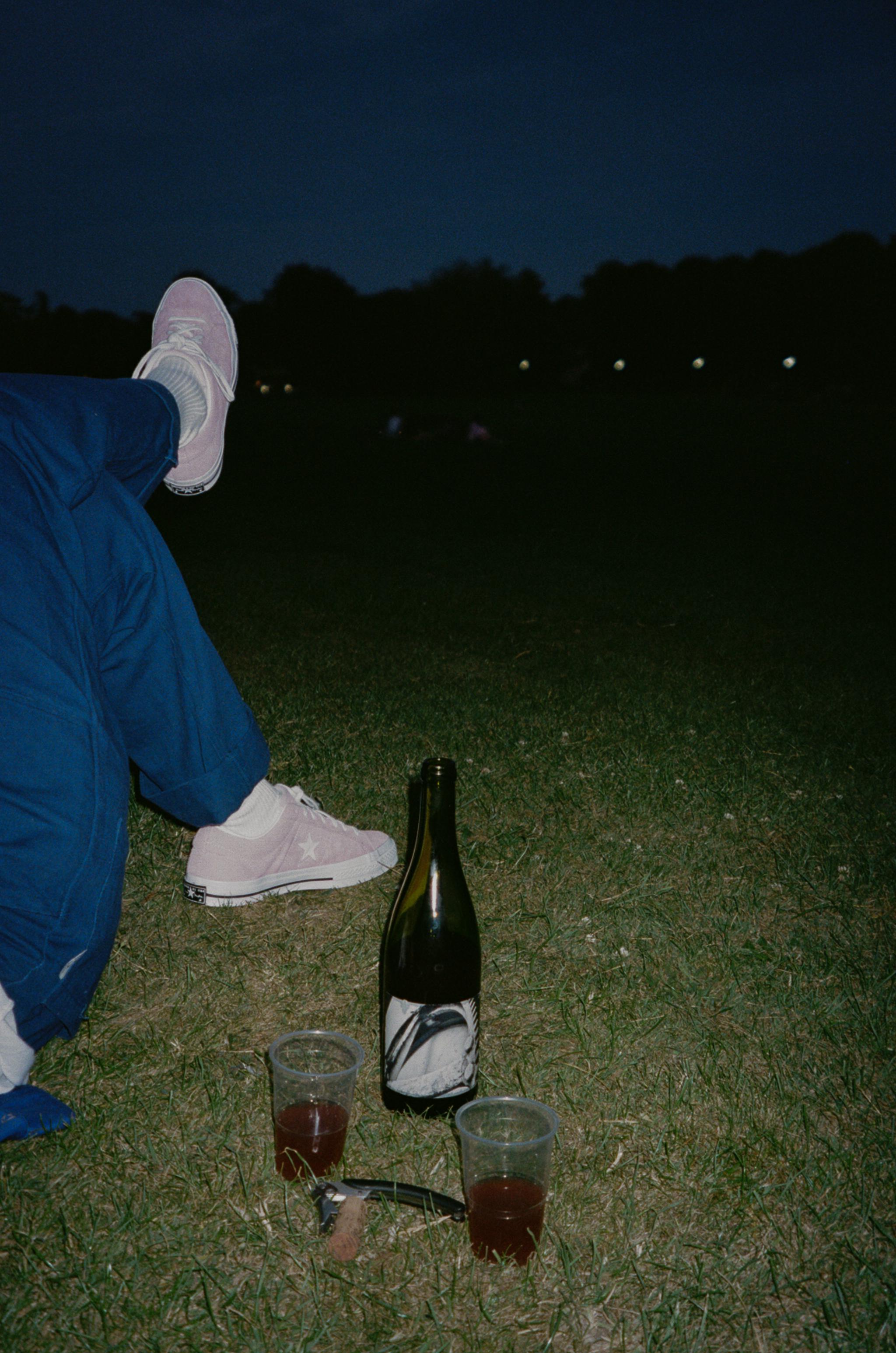 Wine at The Common with Brad, Saffron Walden, 2019