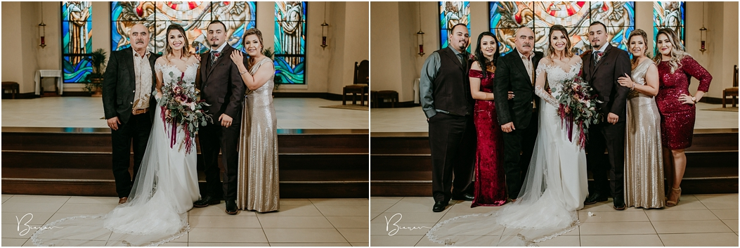 Crystal + Christian wedding