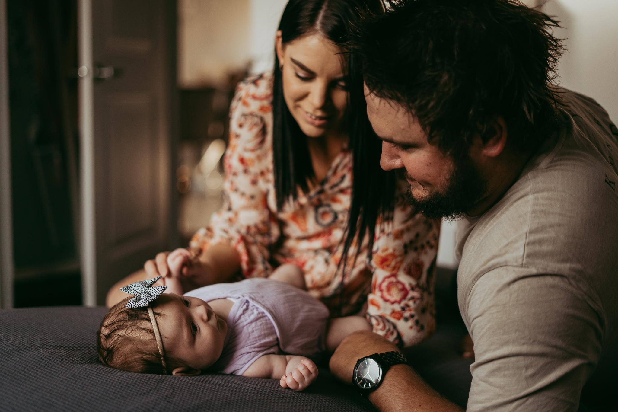 Launceston Newborn Photographer