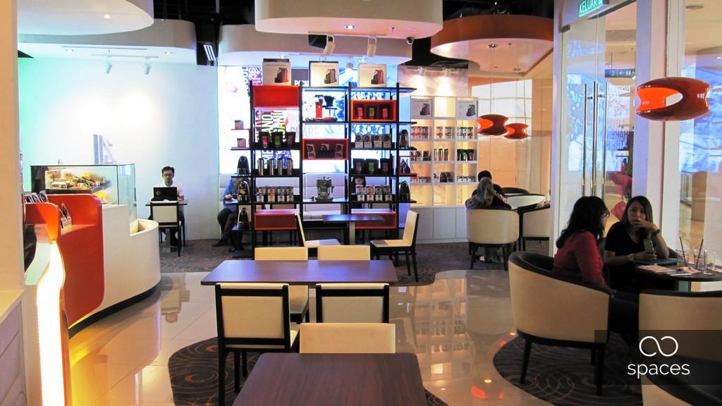 Coffee Planet | IOI City Mall