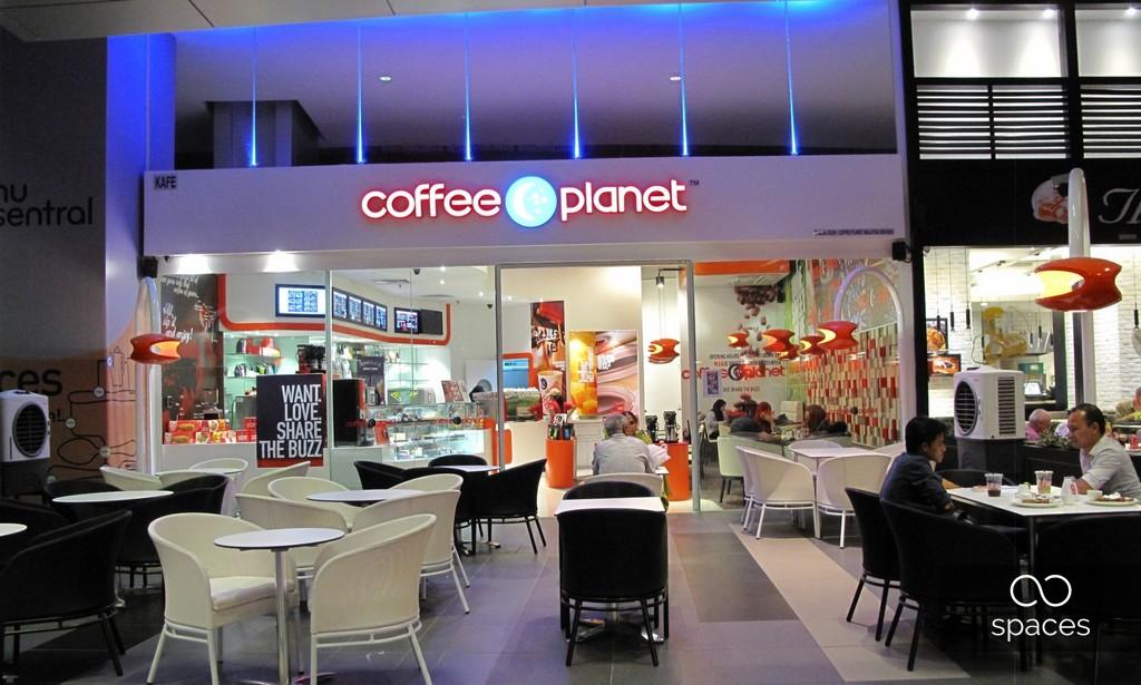 Coffee Planet | Nu Sentral