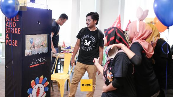 Corporate Event - Lazada