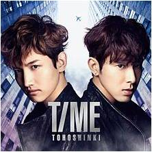 TVXQ - Tohoshinki - Time album cover (fatred - Spaceman).jpg