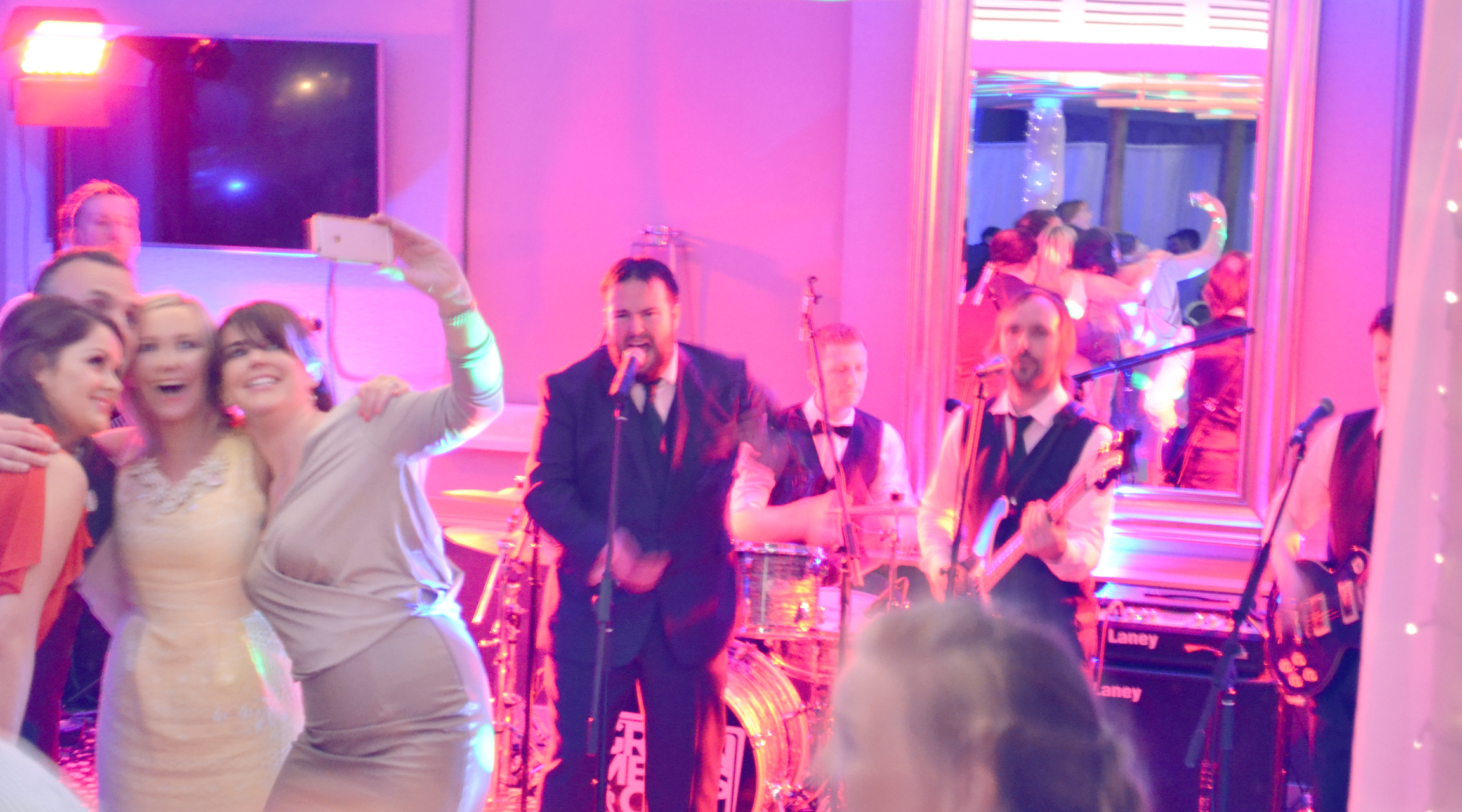 Green Means Go, Wedding & Events Band, Belfast Northern Ireland