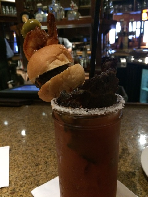 The Driskill Bloody Mary