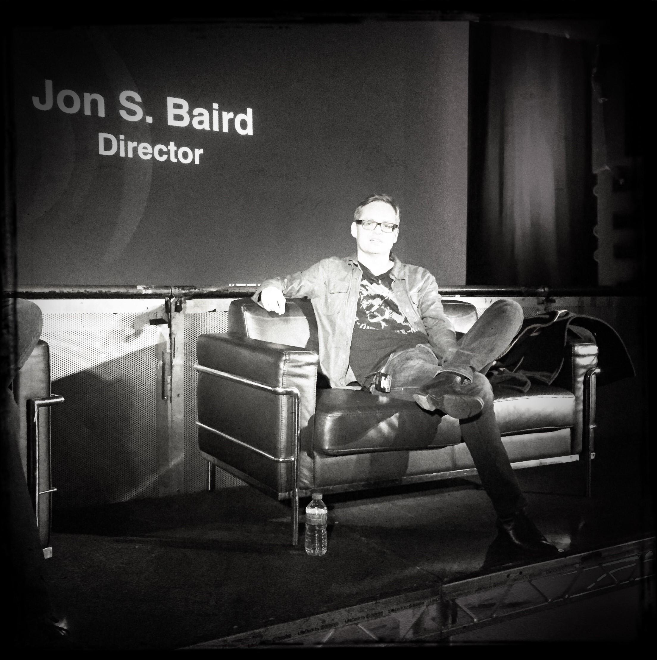 Q&A with Filth Director Jon S. Baird