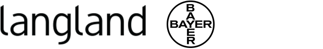 Langland and Bayer Logos.png