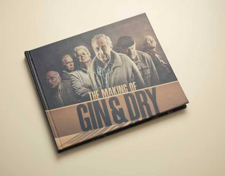 Gin & Dryy Making Of Book is available to buy through the  Capture Shop and   Blurb