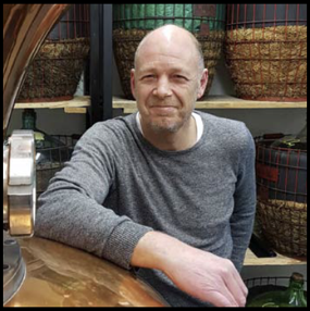 John de Lange; Master Distiller.