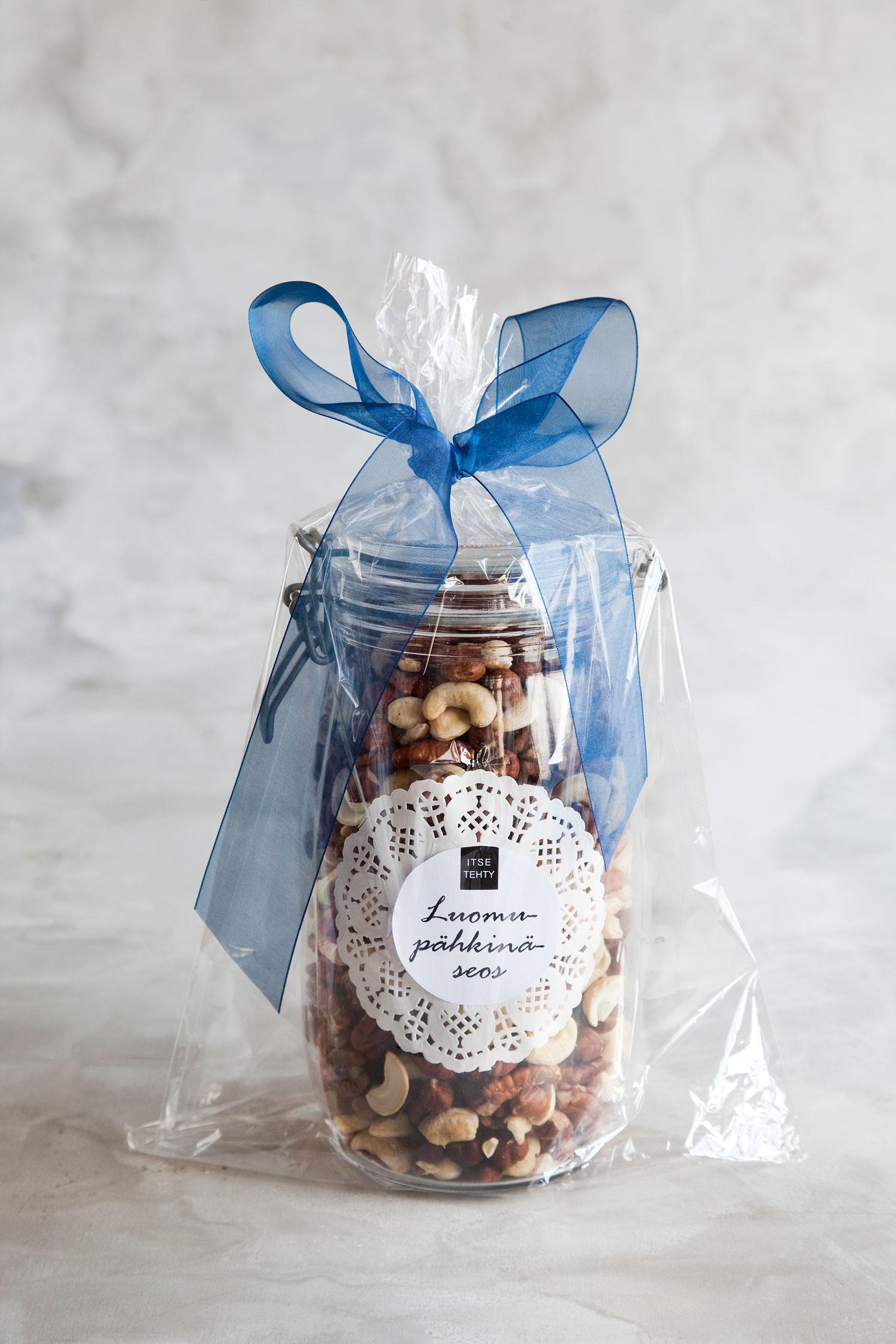 Pähkinäpurkkilahja