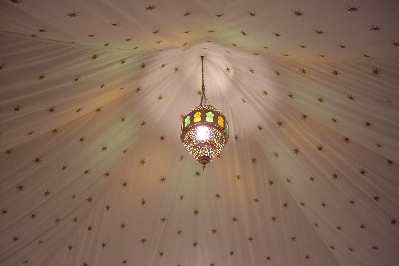 Lanterns   -Moroccan Style