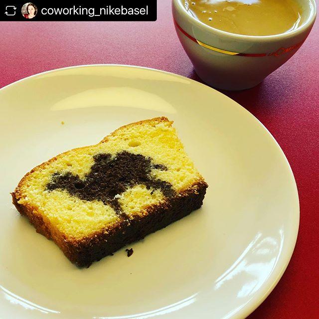   #repost @coworking_nikebasel __________________  War gerade im @dreispitz_coworking zum Kaffee und Kamelkuchen! Happy Coworking Week 🎈🎈🎈 #coworkingweek #coworkingcaravan #basel #digitalnomade #kamel #zämmestark #🎈 #🐫