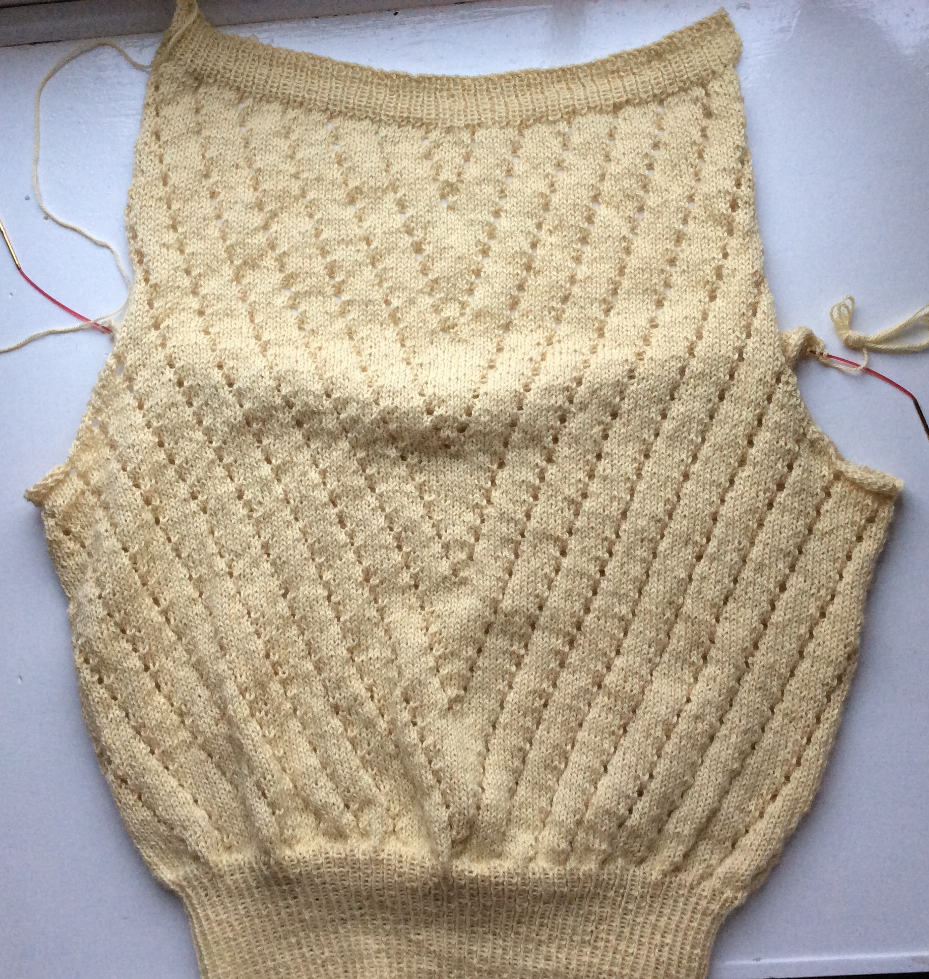 Recycle Knits' Jan Sweater