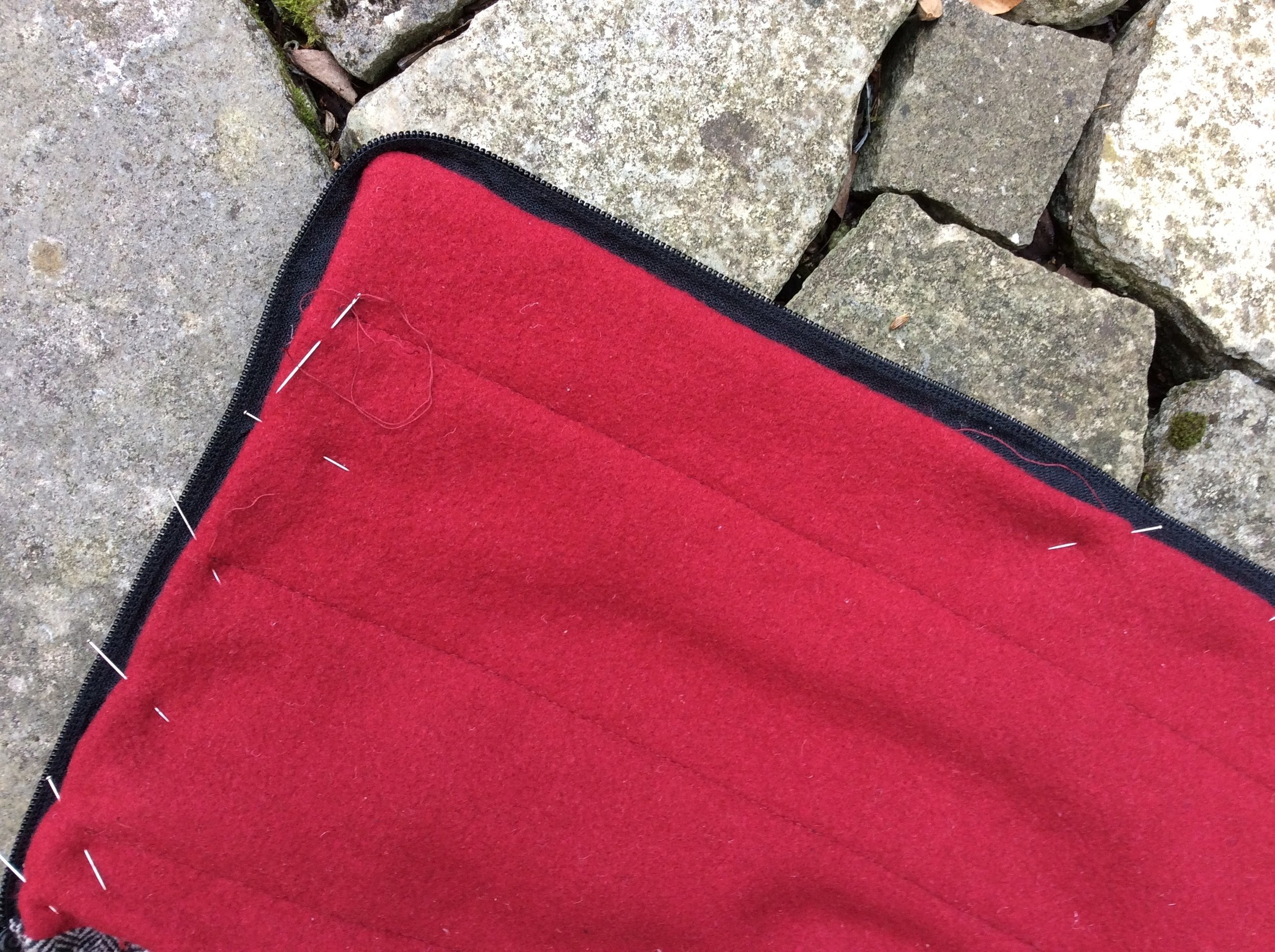 Recycled laptop sleeve RK4