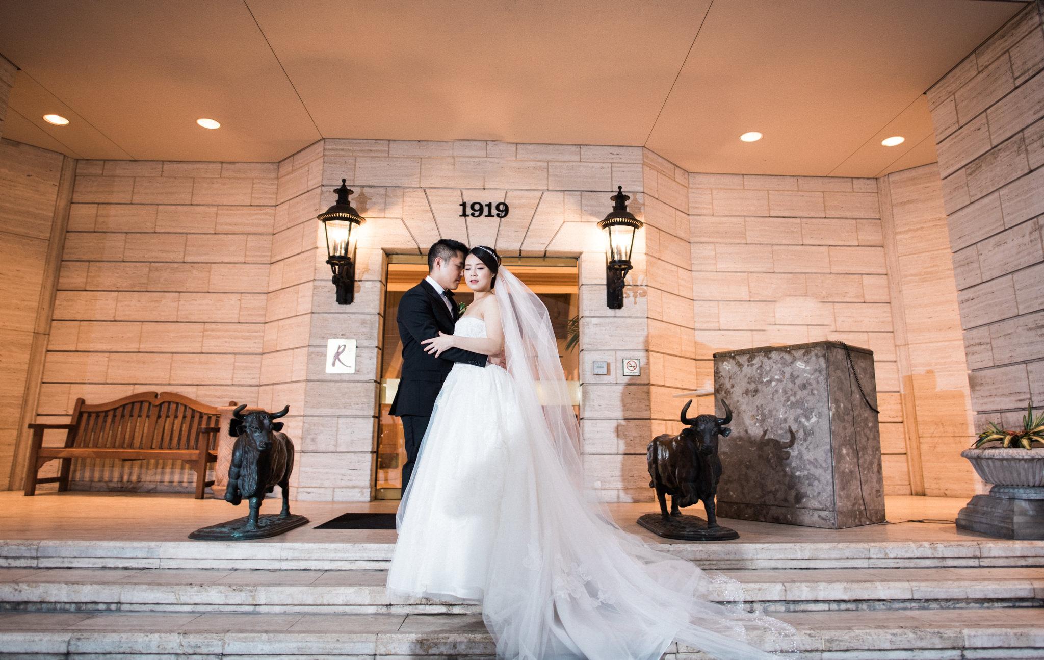 St. Regis Houston Wedding