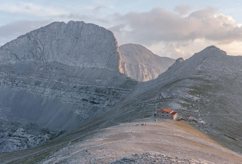 Mt. Olympus - Pierian Mts.//Όλυμπος - Πιέρια -