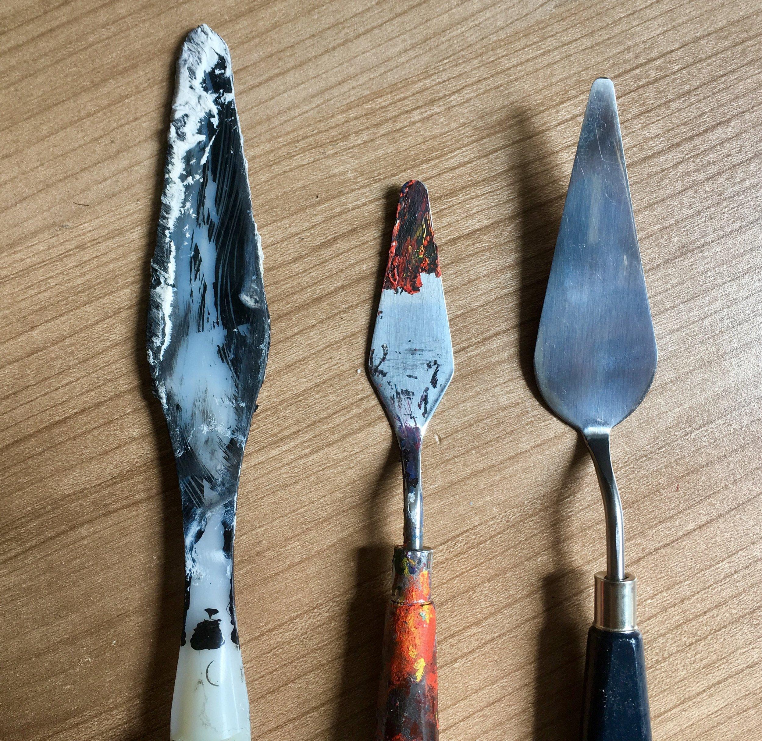 Palette Knives