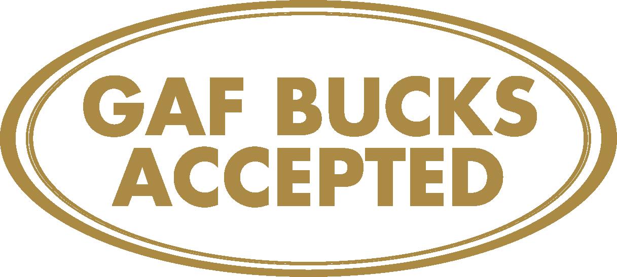 GAF Bucks Accepted Logo.png
