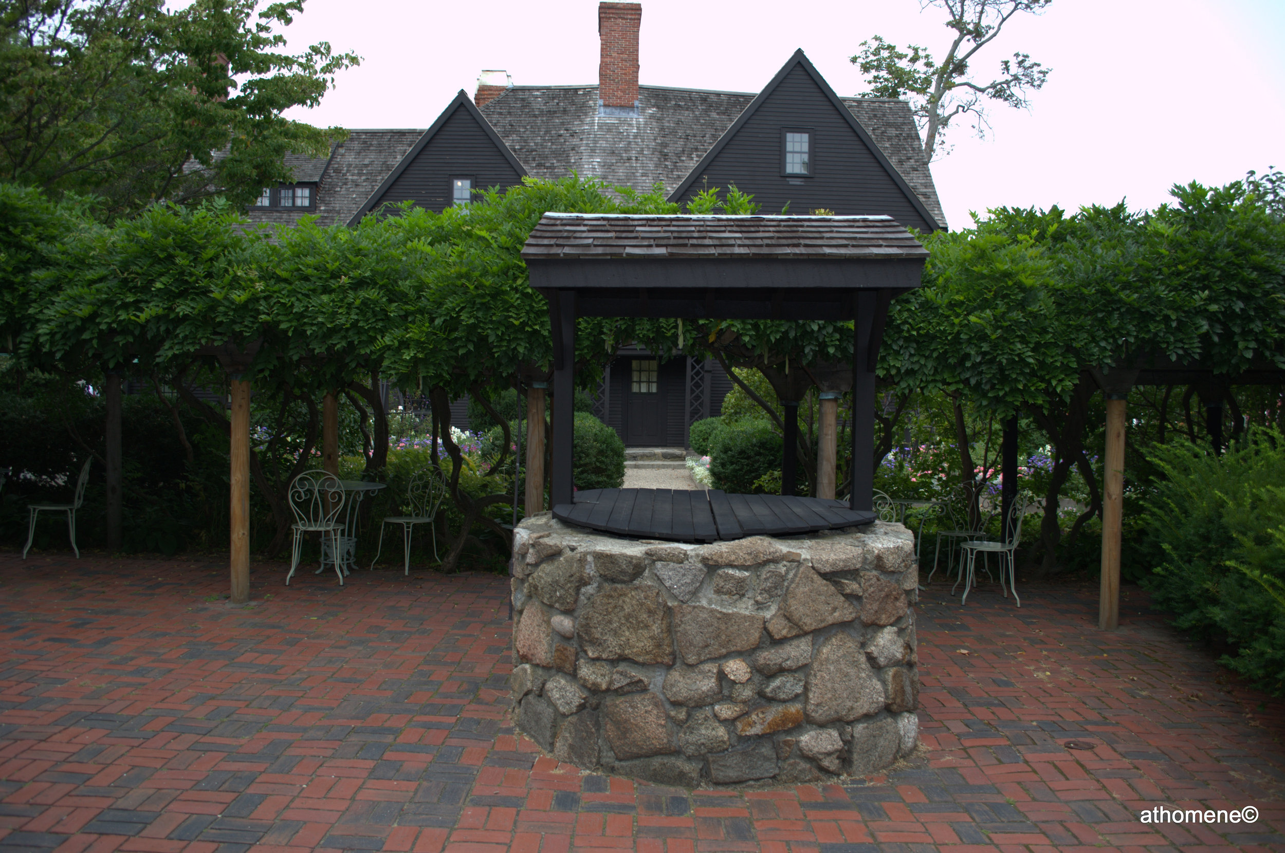The House of the Seven Gables, Salem, MA