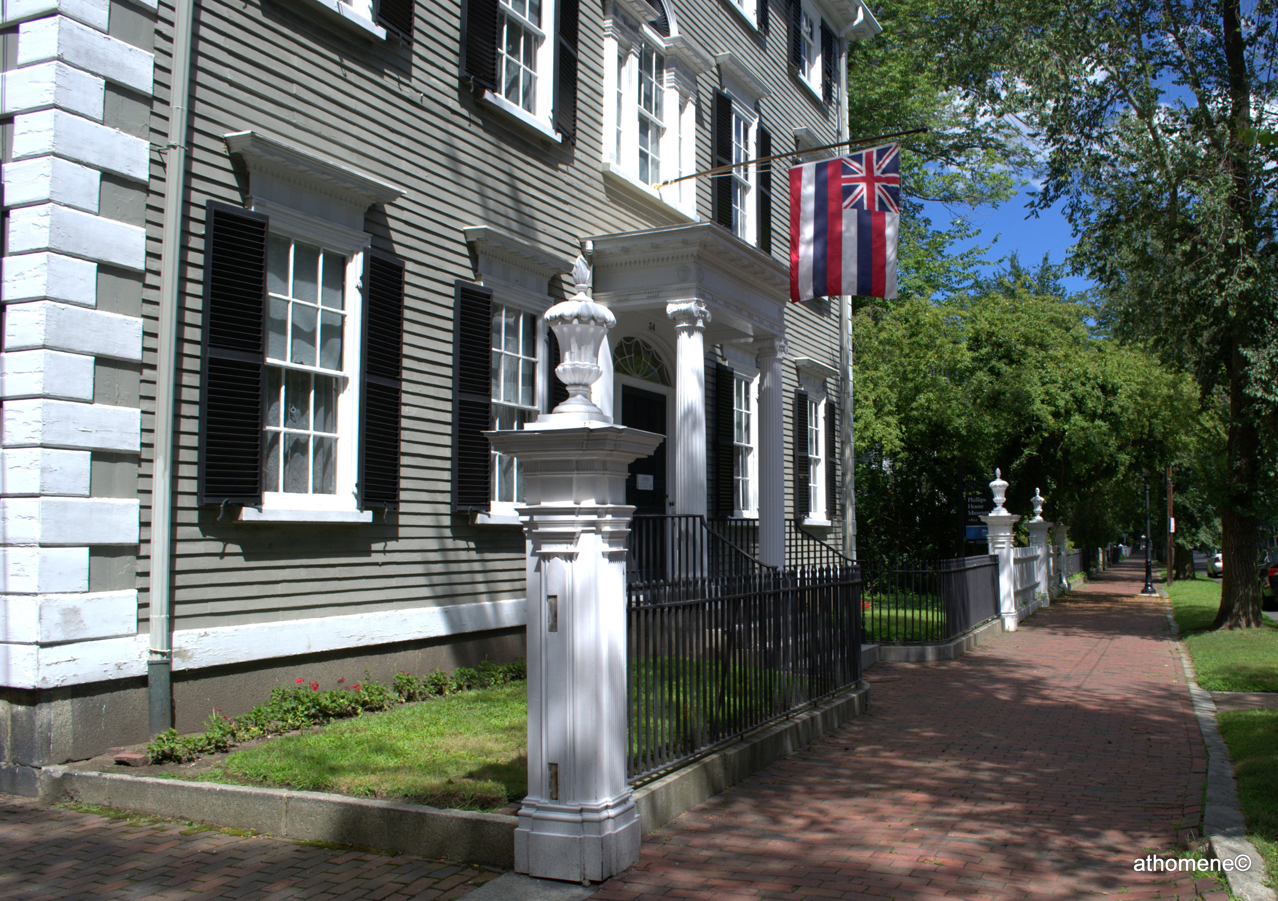 Phillips House, Salem