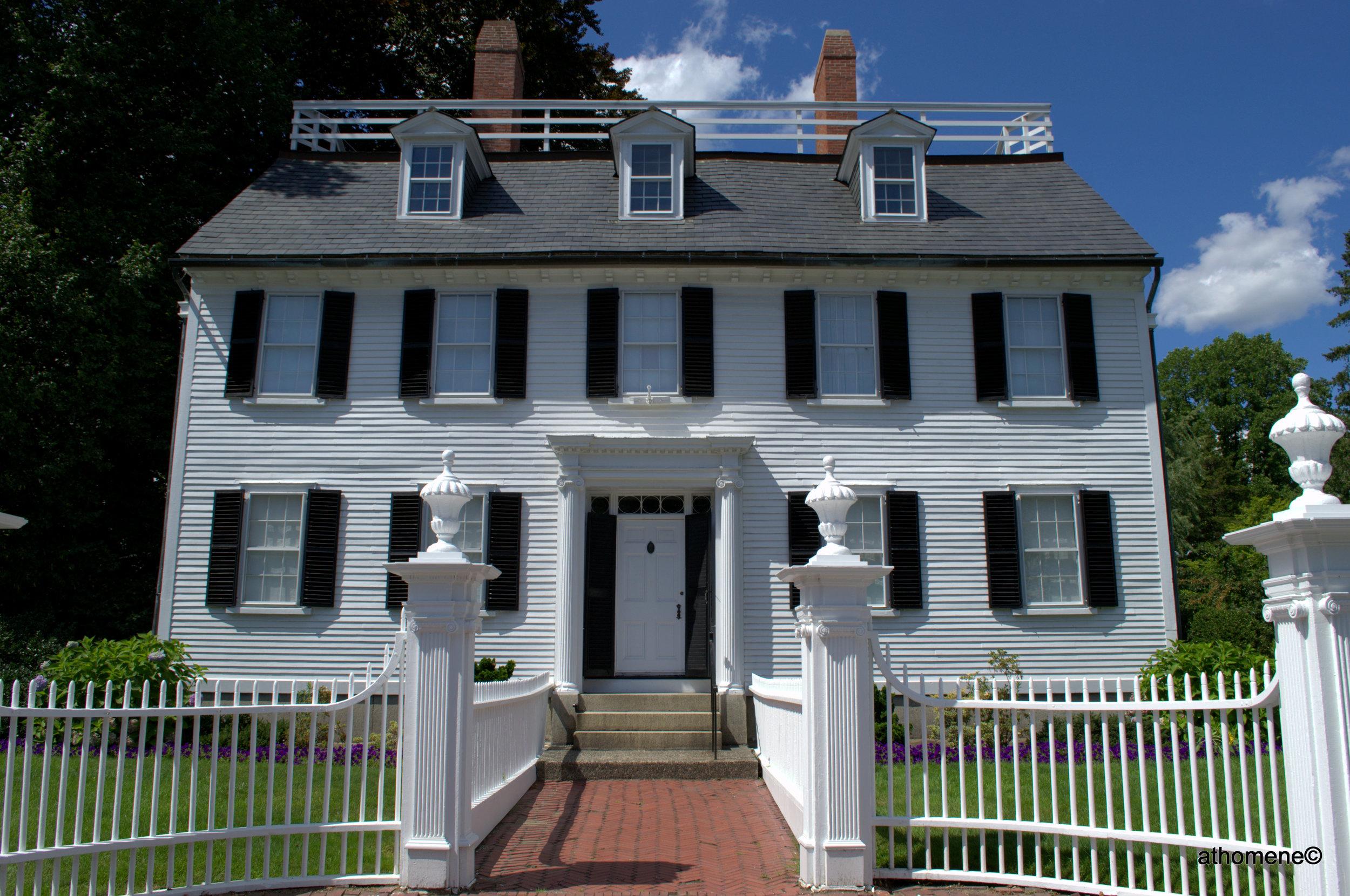 Ropes Mansion, Salem