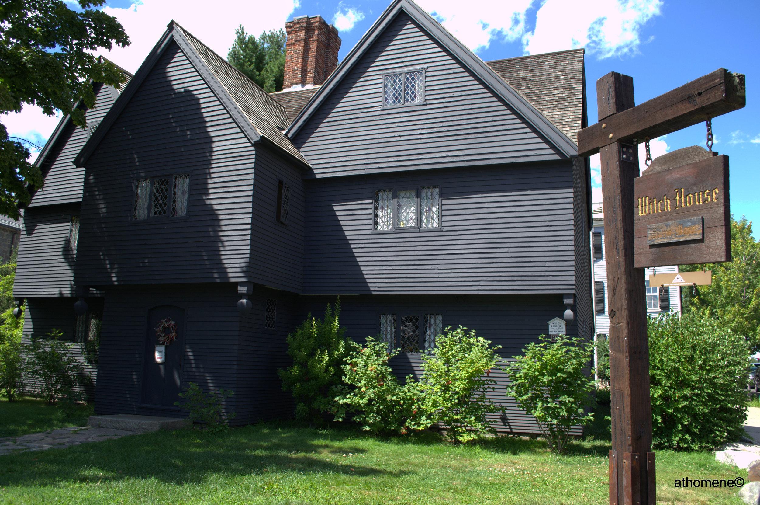 Witch House, Salem