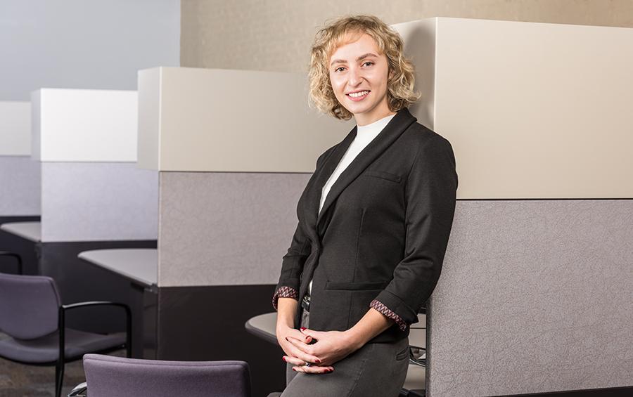 Marisa Farrell, Holmes Murphy & Associates