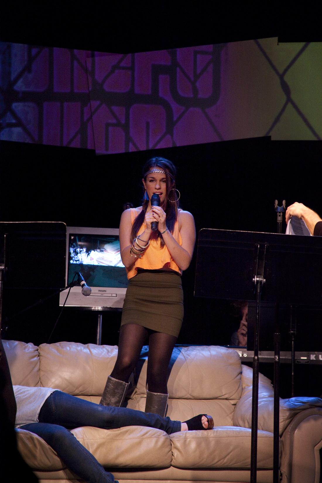 Ana Noguera. Photo courtesy Ars Nova
