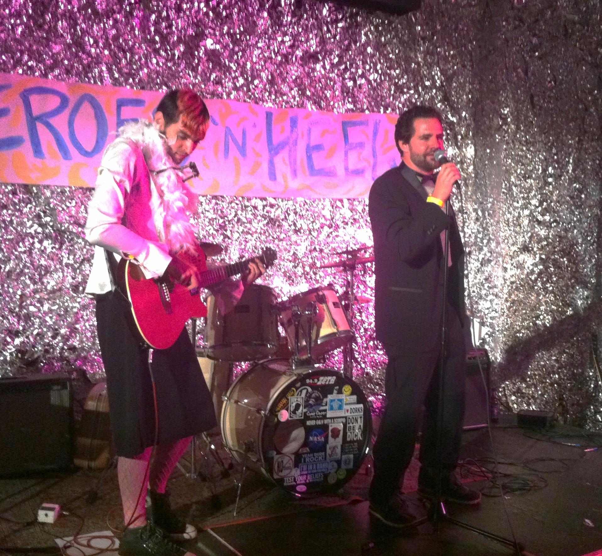 Nerd Prom II. photo by Crystal Arnette