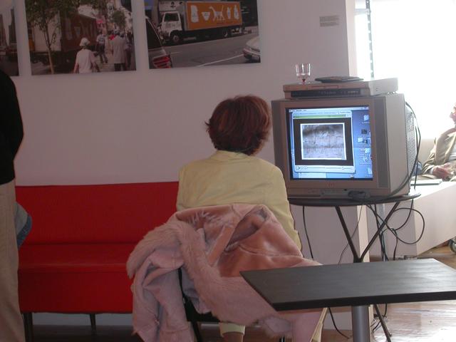 Baghdad Cafe.Video, digital prints.jpg