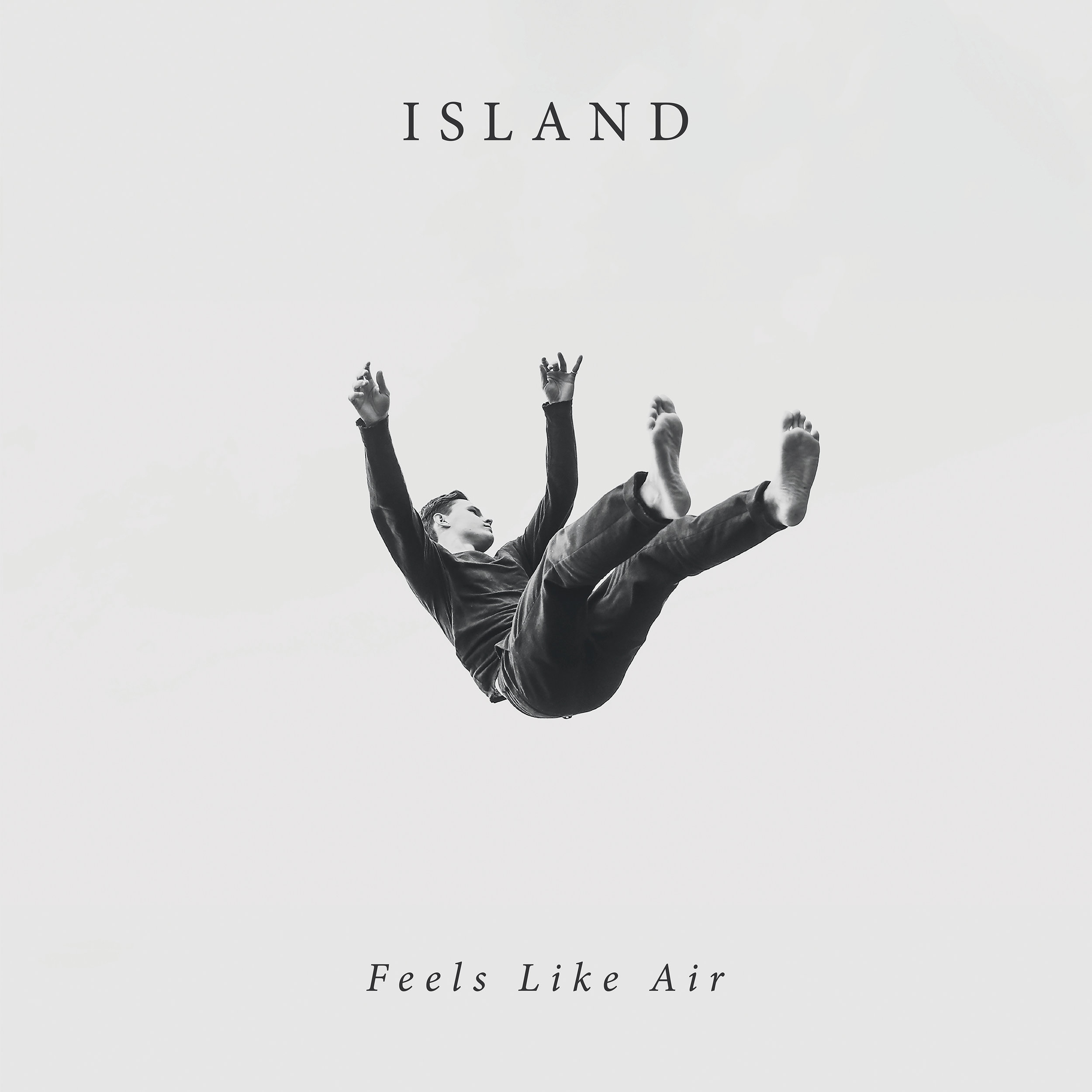 ISLAND   FEELS LIKE AIR    Listen HERE
