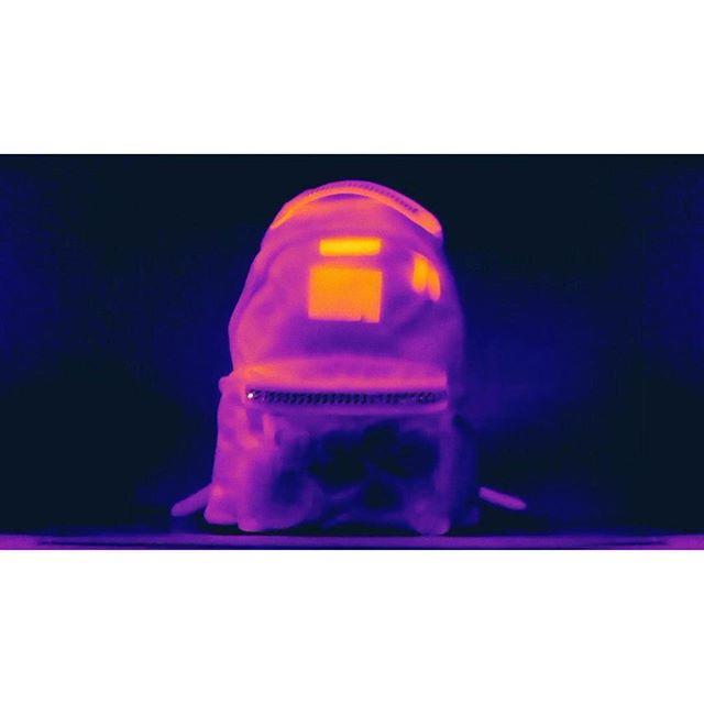 New work with Stella McCartney x Sea Shepherd, shot on FLIR thermal cam 🔥