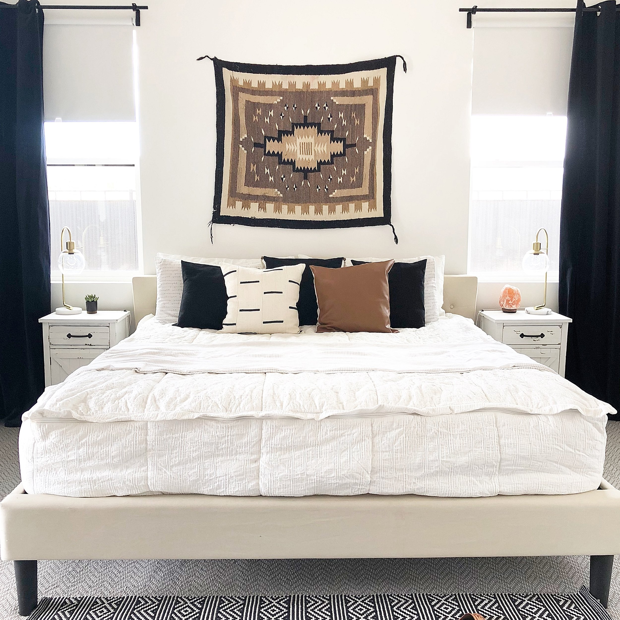 Bedding - Beddy's Beds/Love at first white