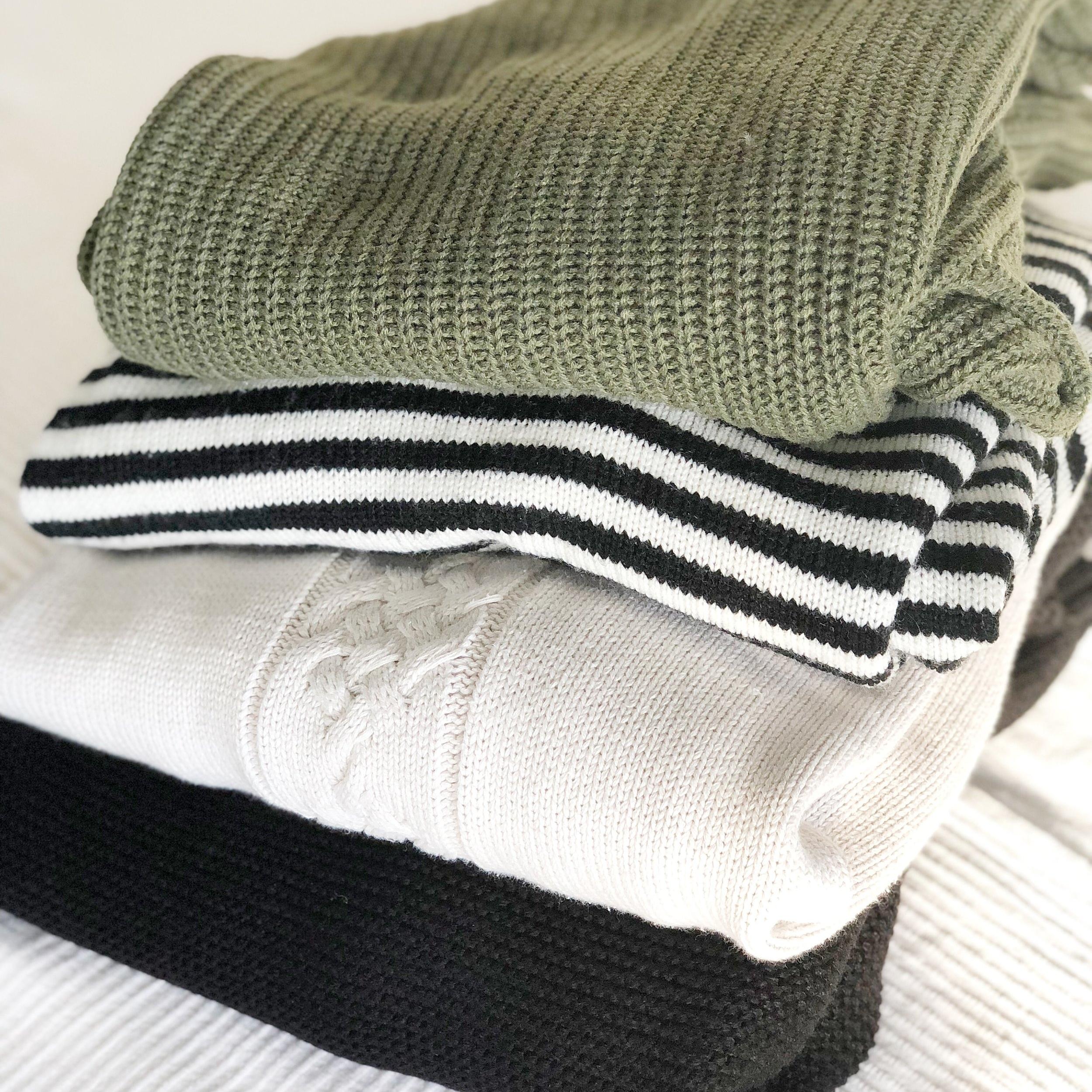 3.Knit sweaters -