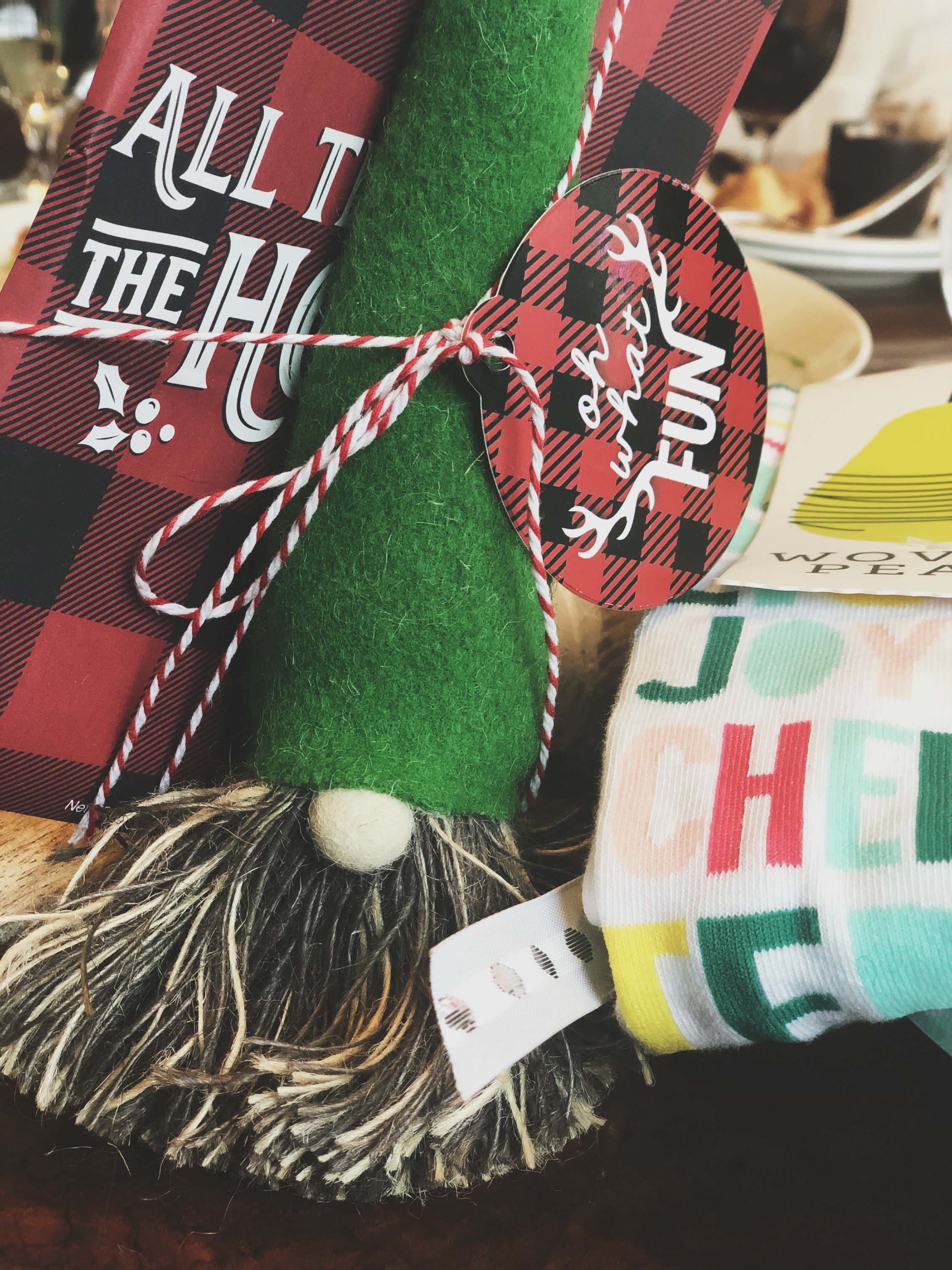 Cutest gifts! - I got spoiled.