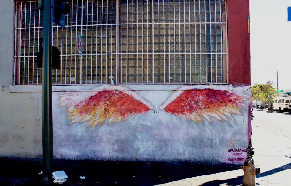 Wings of Africa - Collete Miller