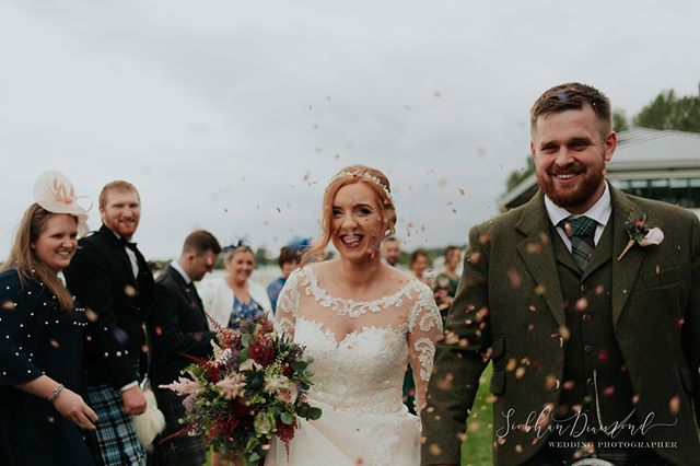 || REBEKAH + CHARLIE || TWO Rebekah's, both had tractors at their weddings, consecutive weddings & both let me touch baby farm animals on their engagement sessions. Spooky! 🚜🚜🚜 #weddingtractors #confetti #love #siobhandiamond #scottishwedding  http://www.siobhandiamond.co.uk?platform=hootsuite&utm_campaign=HSCampaign