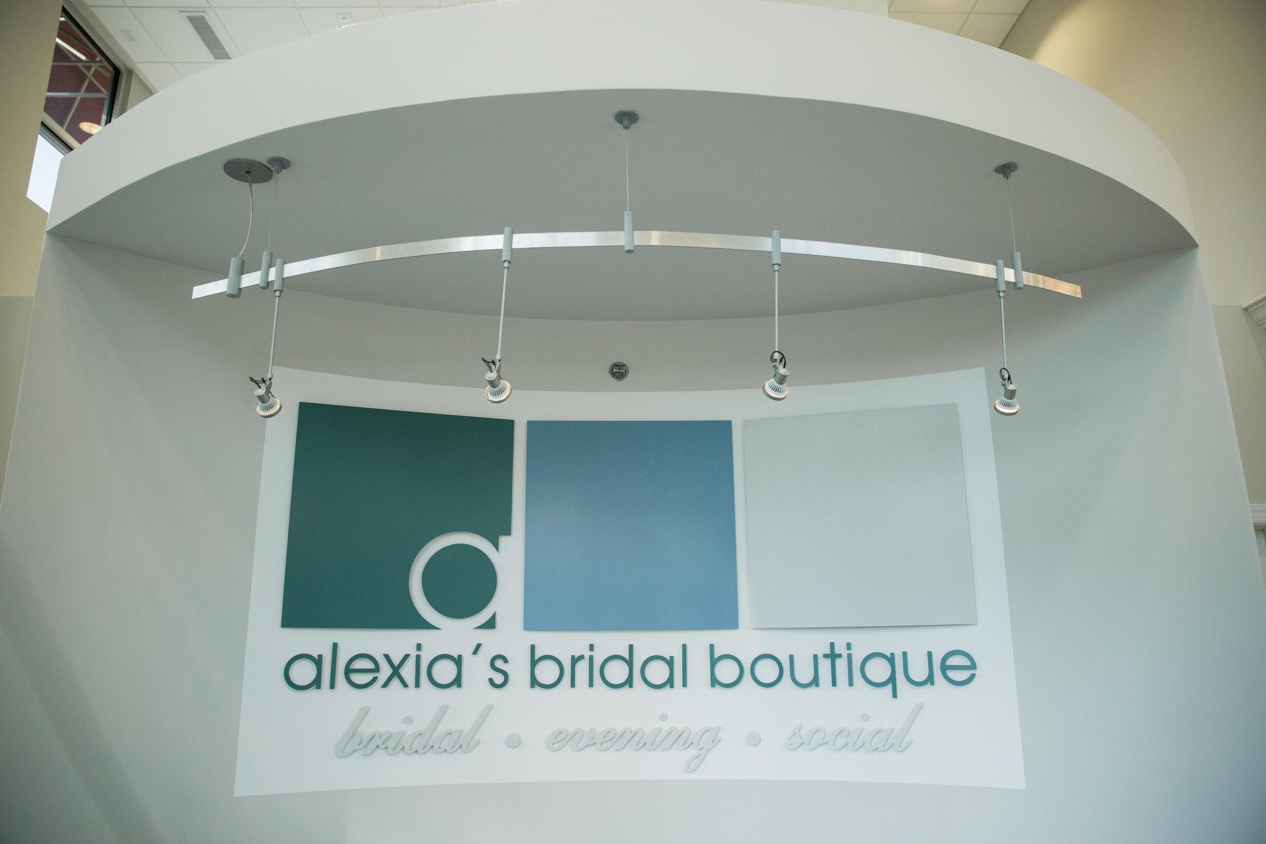 Alexia's Bridal Lobby