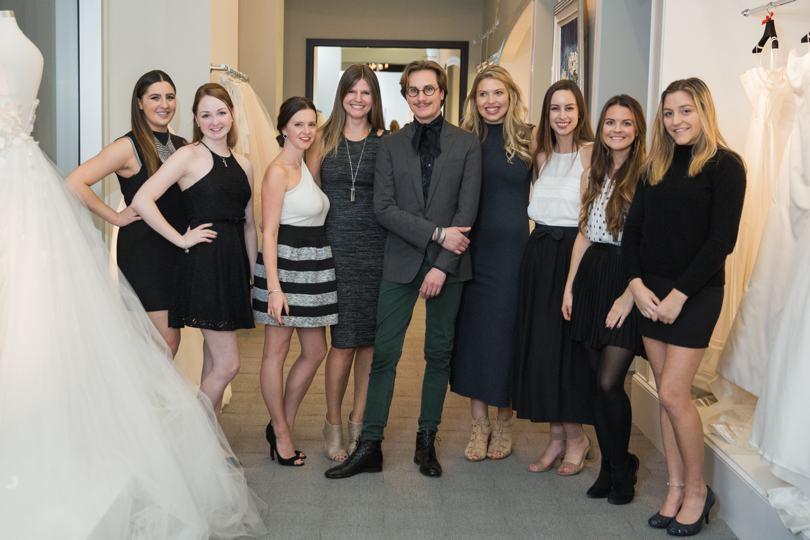 Alexia's Bridal Staff